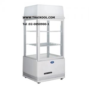 ตู้แช่เย็น แบบกระจก 4 ด้าน รุ่น SAG-0583
